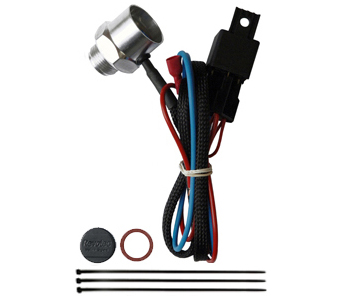 Revotec Electronic Fan Controller Works With Any Electric Fan With Fitting Kit