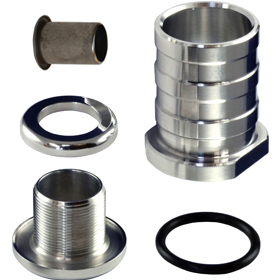 25mm Self Sealing Fitting (SST25K)